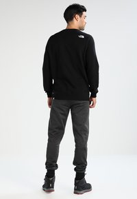 The North Face - STREET - Sweater - black/white - 2