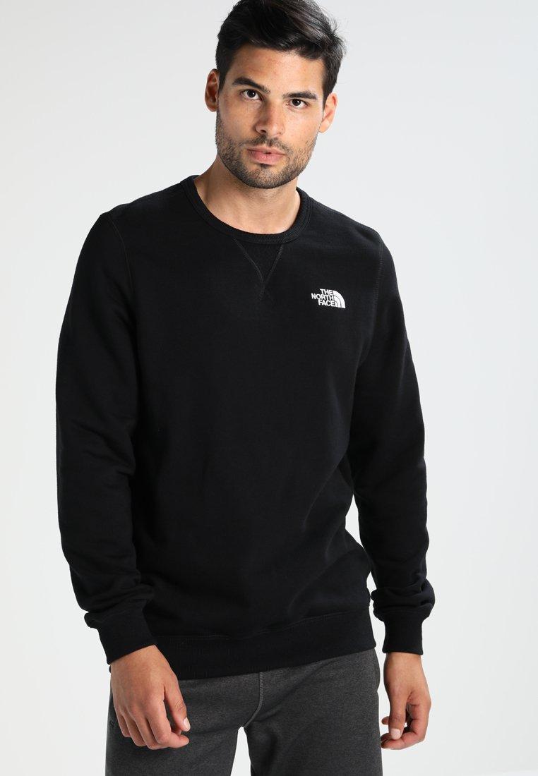 The North Face - STREET - Sweatshirt - black/white