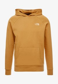The North Face - RAGLAN BOX HOODIE - Hoodie - british khaki - 3