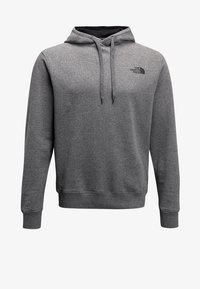 The North Face - SEASONAL DREW PEAK - Bluza z kapturem - medium grey heather - 5