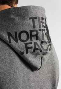 The North Face - SEASONAL DREW PEAK - Bluza z kapturem - medium grey heather - 4