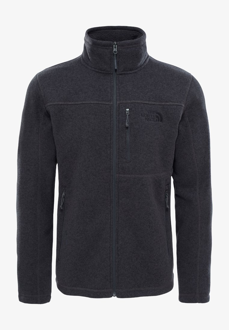 The North Face - GORDON LYONS FURBAN - Fleece jacket - dark grey