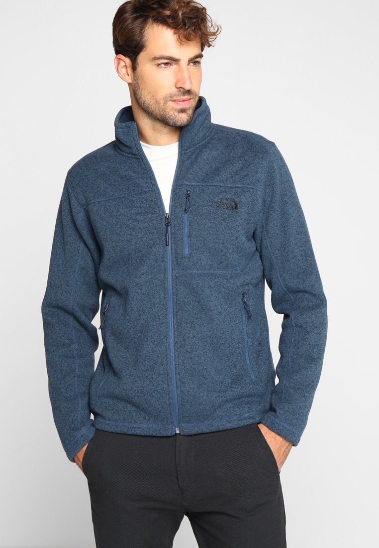 The North Face - GORDON LYONS FURBAN - Fleece jacket - shady blue heat