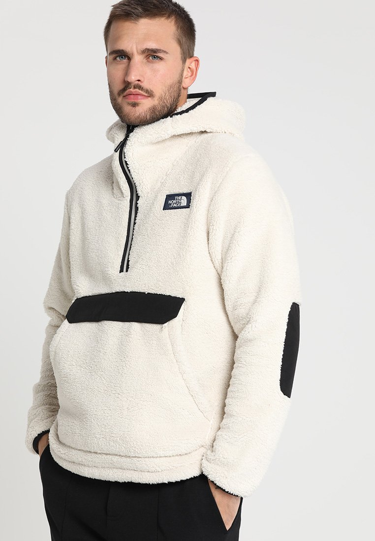 The North Face - Hoodie - vintage white/black