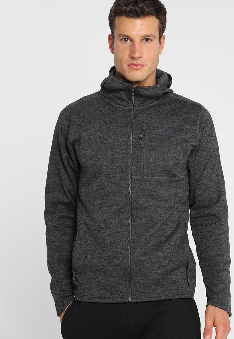 The North Face - Fleecejas - dark grey heather