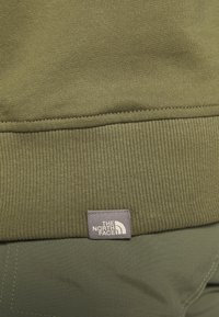 The North Face - Hoodie - burnt olive green - 6