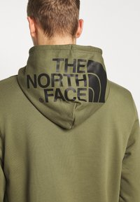 The North Face - Hoodie - burnt olive green - 4