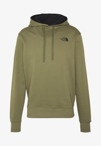 The North Face - Hoodie - burnt olive green - 5