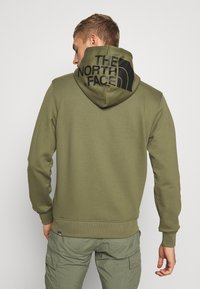 The North Face - Hoodie - burnt olive green - 2