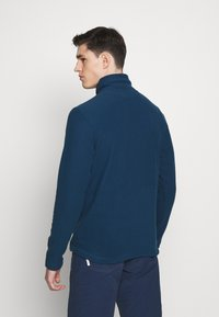 The North Face - MENS BLOCKED ZIP - Fleece jumper - blue wing teal/clear lake blue - 2
