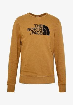 DREW PEAK CREW  - Sweatshirt - british khaki