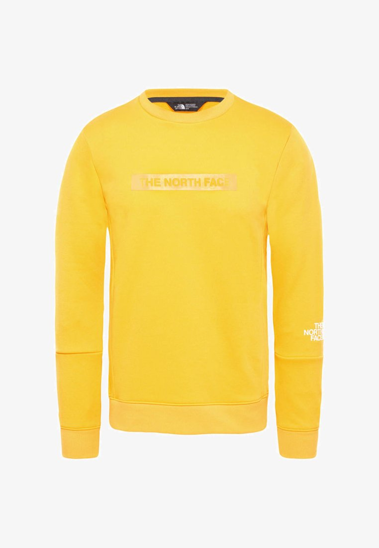 The North Face - Sweater - yellow