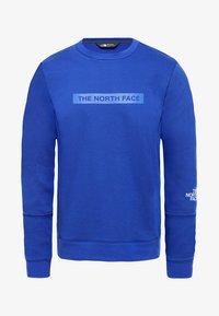 The North Face - LIGHT CREW - Bluza - lapis blue - 2