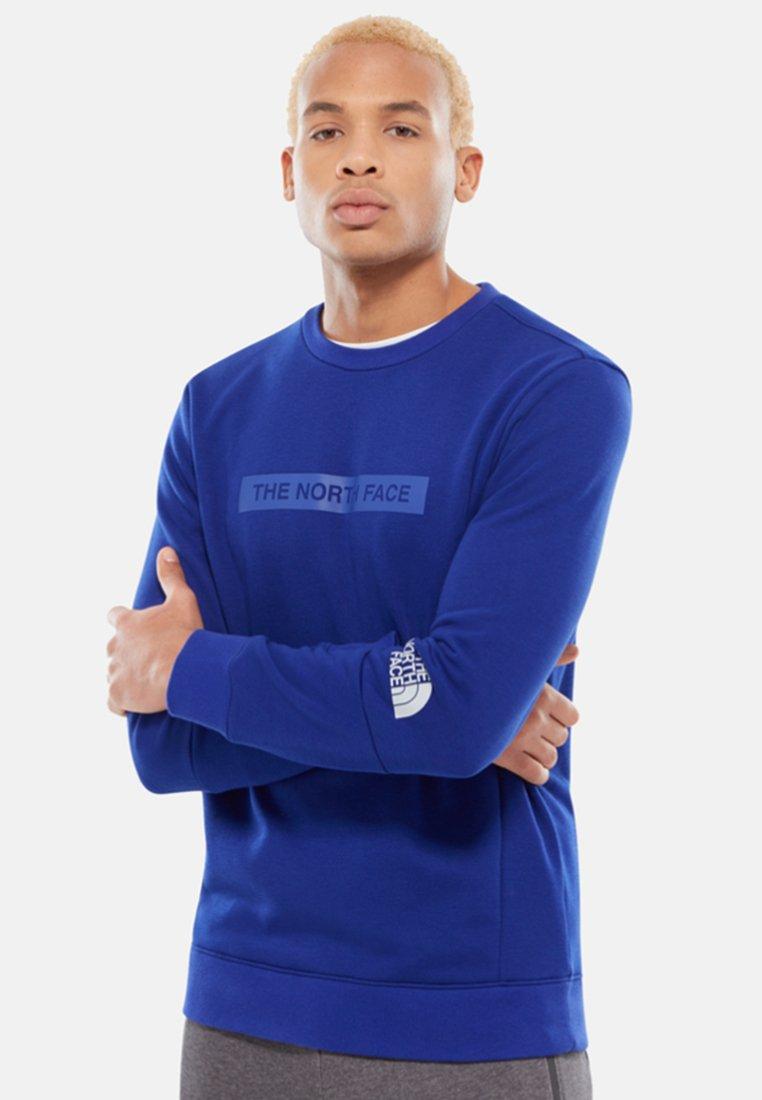 The North Face Sweatshirt lapis blue
