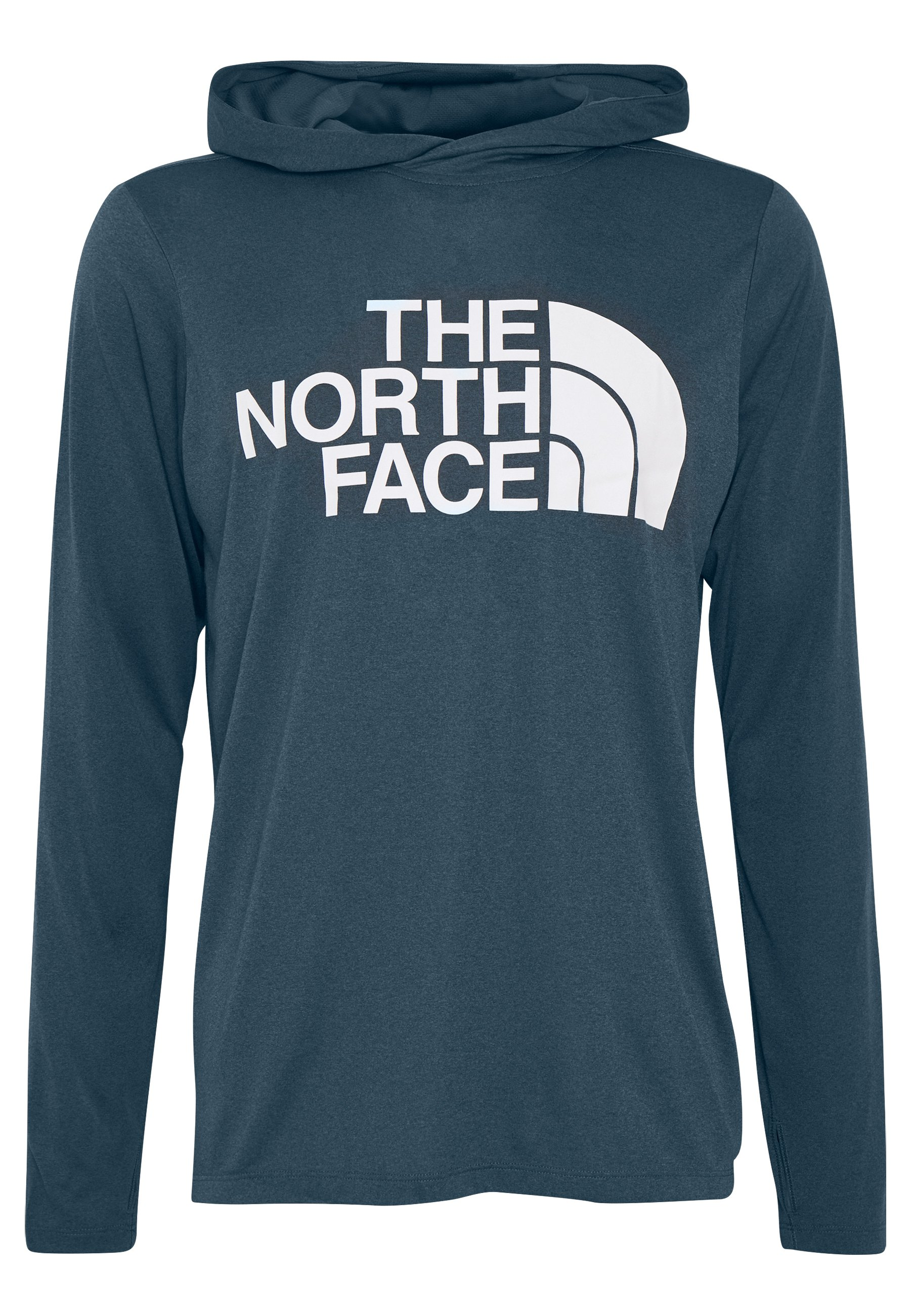 The North Face BIG LOGO - Koszulka sportowa - blue wing teal heather