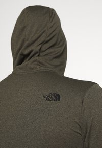 The North Face - BIG LOGO - Funktionsshirt - new taupe green heather - 5