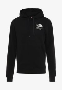 The North Face - HIGHEST PEAKS HOODIE - Bluza z kapturem - black - 8