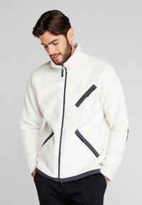 The North Face - CRAGMONT JACKET - Fleecejas - vintage white - 0