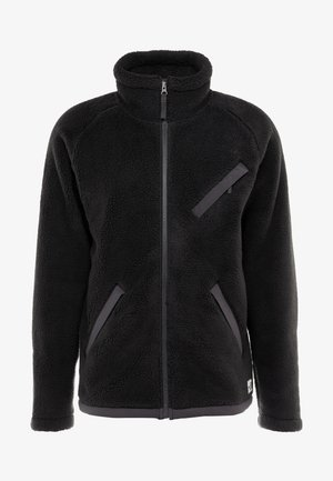 CRAGMONT JACKET - Fleecejacke - black