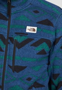 The North Face - GORDON LYONS NOVELTY - Fleecejacka - blue wing teal - 5