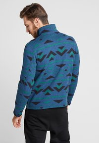 The North Face - GORDON LYONS NOVELTY - Fleecejacka - blue wing teal - 2