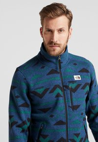 The North Face - GORDON LYONS NOVELTY - Fleecejacka - blue wing teal - 3