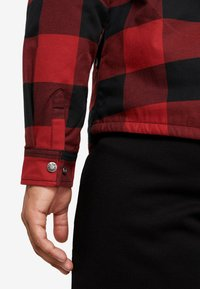 The North Face - CAMPSHIRE - Overhemd - cardinal red - 4