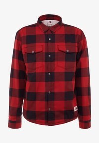 The North Face - CAMPSHIRE - Overhemd - cardinal red - 5