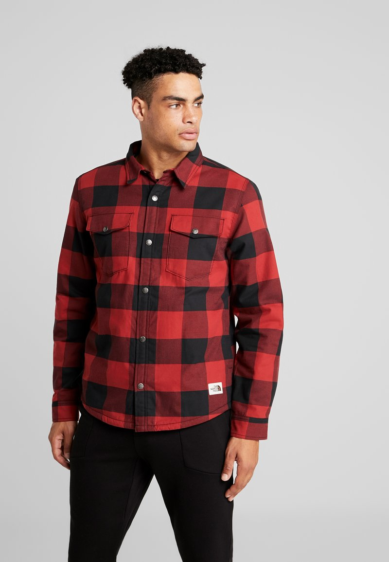 The North Face - CAMPSHIRE - Overhemd - cardinal red