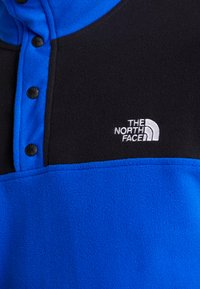 The North Face - GLACIER SNAP-NECK  - Fleece jumper - blue/black - 5