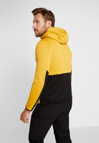 The North Face - MERAK HOODY - Fleecová bunda - golden spice - 2