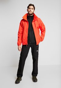 The North Face - QUEST JACKET - Fleecová bunda - black - 1
