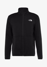 The North Face - QUEST JACKET - Fleecová bunda - black