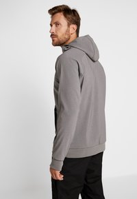 The North Face - EKNO LOGO HOODIE - Mikina s kapucí - medium grey heather - 2