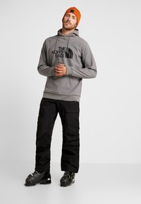 The North Face - EKNO LOGO HOODIE - Mikina s kapucí - medium grey heather - 1