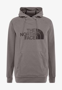 The North Face - EKNO LOGO HOODIE - Mikina s kapucí - medium grey heather - 5