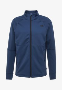 The North Face - CRODA ROSSA - Fleecová bunda - blue wing teal - 4