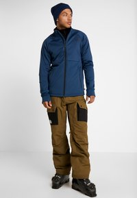 The North Face - CRODA ROSSA - Fleecová bunda - blue wing teal