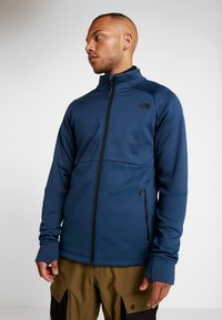 The North Face - CRODA ROSSA - Fleecová bunda - blue wing teal - 0