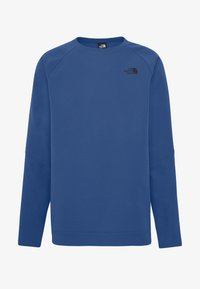 The North Face - MENS TEKNO RIDGE CREW - Bluza z polaru - blue wing teal - 3