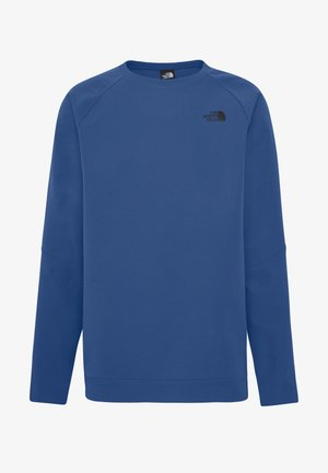 MENS TEKNO RIDGE CREW - Fleece jumper - blue wing teal