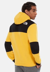 The North Face - HIMALAYAN - Hoodie - yellow/black - 1