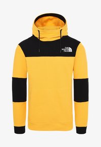 The North Face - HIMALAYAN - Hoodie - yellow/black - 2