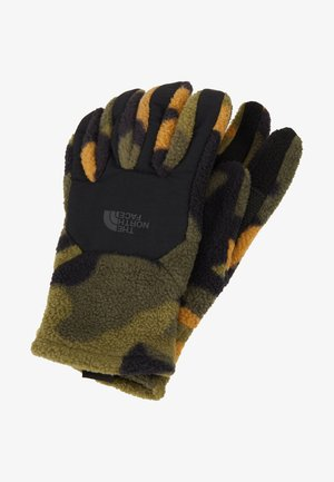 DENALI ETIP GLOVE - Rukavice - burnt olive green woods