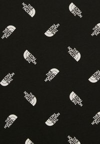 The North Face - SIMPLE DOME TEE - T-shirt - bas - black - 3