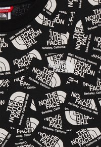 The North Face - YOUTH SIMPLE DOME TEE - T-shirt con stampa - black - 3