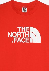 The North Face - EASY TEE - Triko spotiskem - fiery red/white - 3