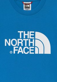 The North Face - EASY TEE - T-Shirt print - clear lake blue - 3