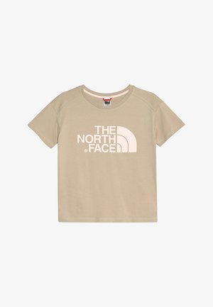 BOYFRIEND - T-shirt imprimé - dune beige
