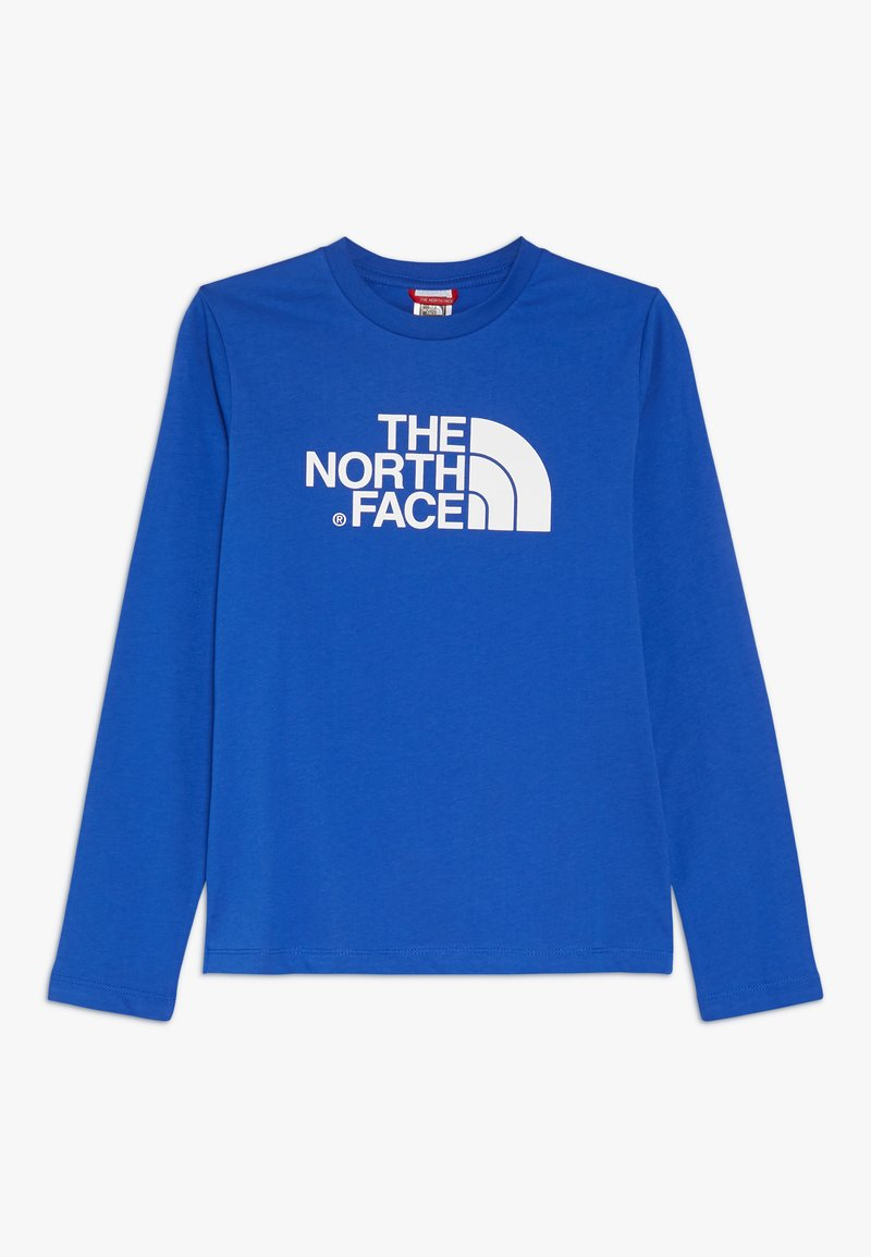 The North Face - EASY TEE   - Longsleeve - blue